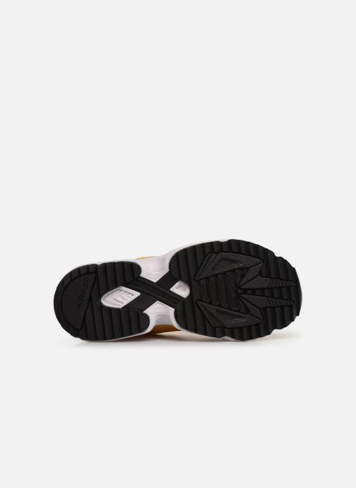 Sneakers adidas originals Falcon Zip W Gul se foroven
