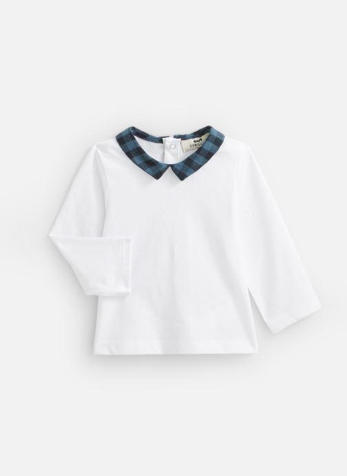 Vêtements Cyrillus Divin Blanc vue détail/paire