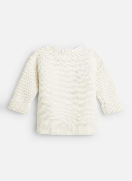 Vêtements Cyrillus Dale Blanc vue bas / vue portée sac