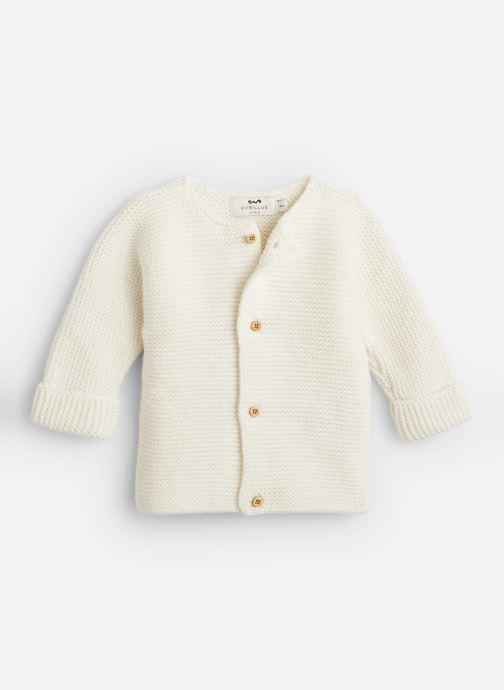 Vêtements Cyrillus Dale Blanc vue détail/paire
