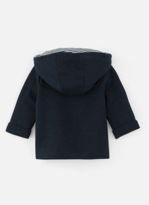Vêtements Cyrillus Damien Bleu vue bas / vue portée sac