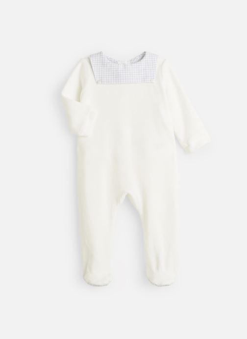 Vêtements Cyrillus Domice Blanc vue détail/paire