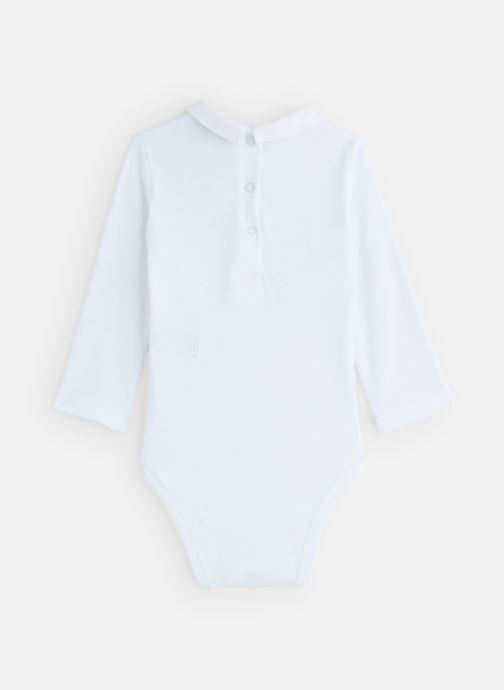Vêtements Cyrillus Danaé Blanc vue bas / vue portée sac