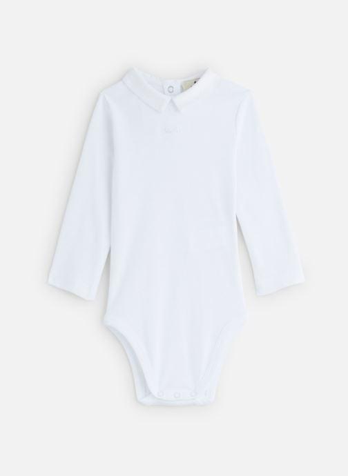 Vêtements Cyrillus Danaé Blanc vue détail/paire