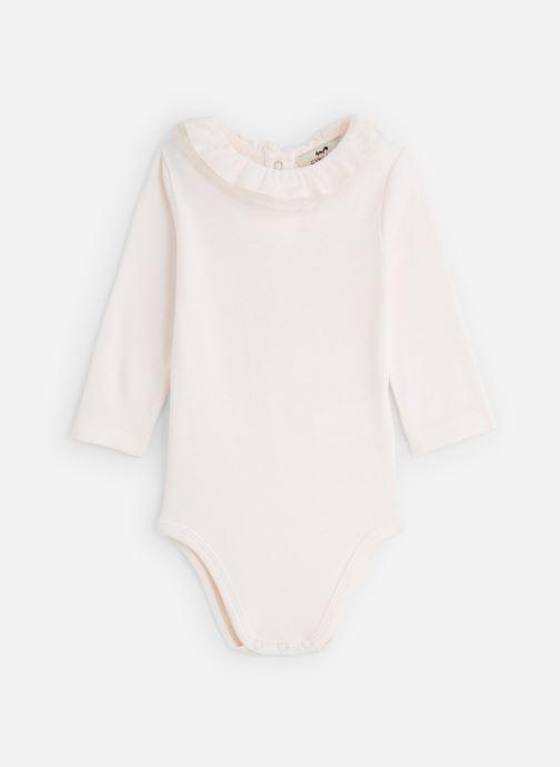 Vêtements Cyrillus Dino Rose vue détail/paire