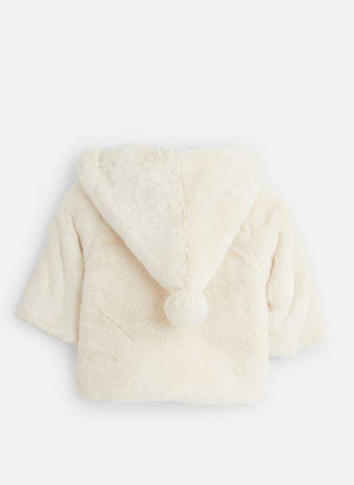Vêtements Cyrillus Dom Blanc vue bas / vue portée sac