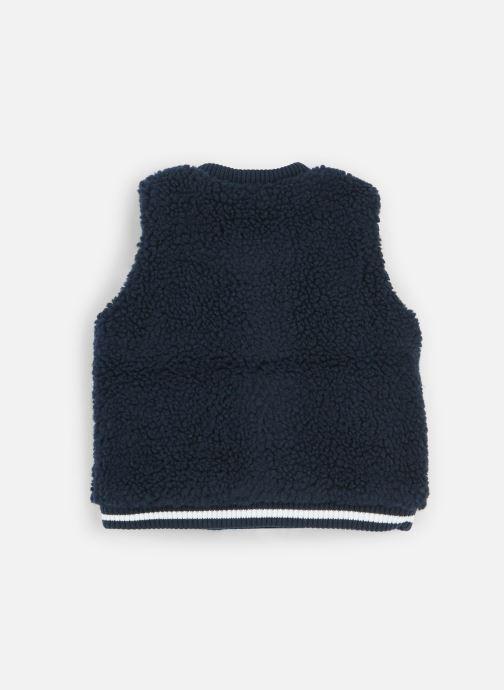 Vêtements Cyrillus Djeff Bleu vue bas / vue portée sac