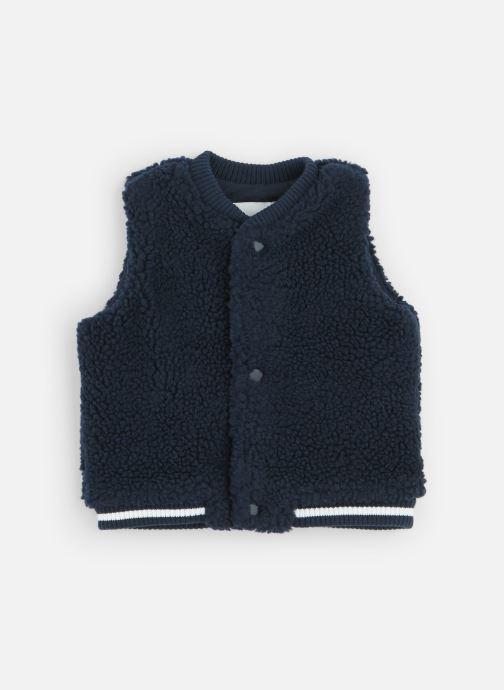 Vêtements Cyrillus Djeff Bleu vue détail/paire
