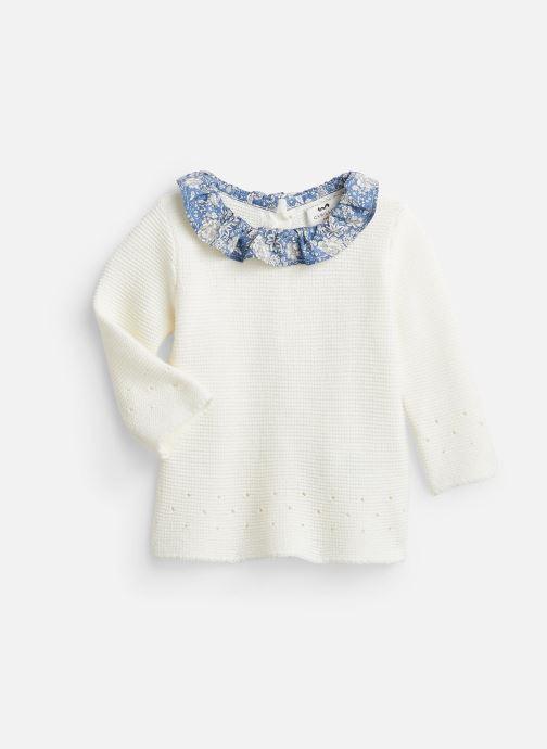 Vêtements Cyrillus Damiana Blanc vue détail/paire