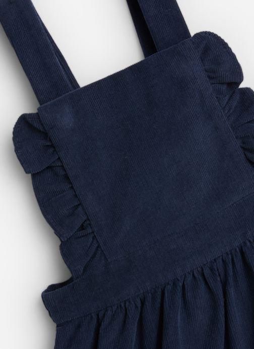 Vêtements Cyrillus Dara Bleu vue portées chaussures