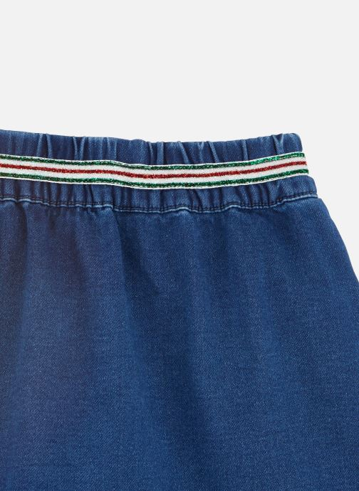 Vêtements Cyrillus Charline Bleu vue portées chaussures