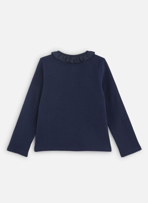 Vêtements Cyrillus Clementine Bleu vue bas / vue portée sac