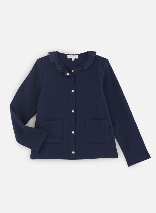 Vêtements Cyrillus Clementine Bleu vue détail/paire