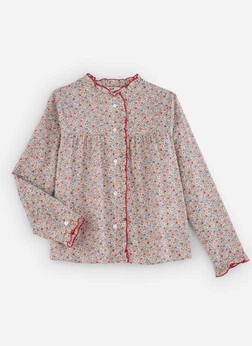 Vêtements Cyrillus Charlotte Rose vue détail/paire