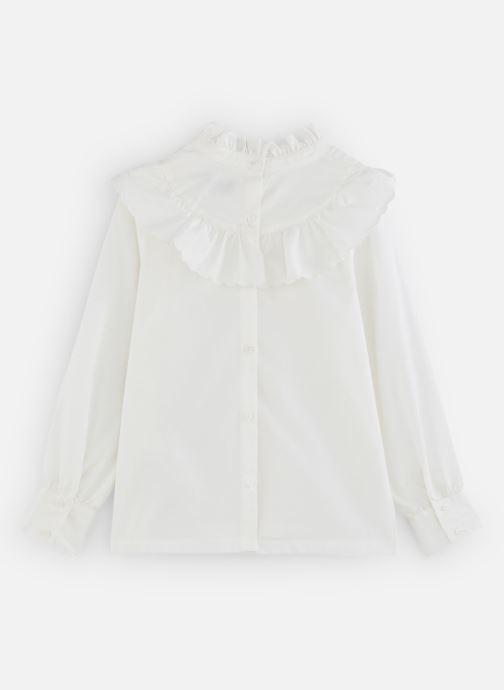Vêtements Cyrillus Carmen Blanc vue bas / vue portée sac