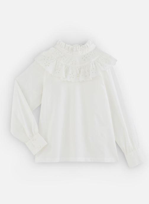 Vêtements Cyrillus Carmen Blanc vue détail/paire