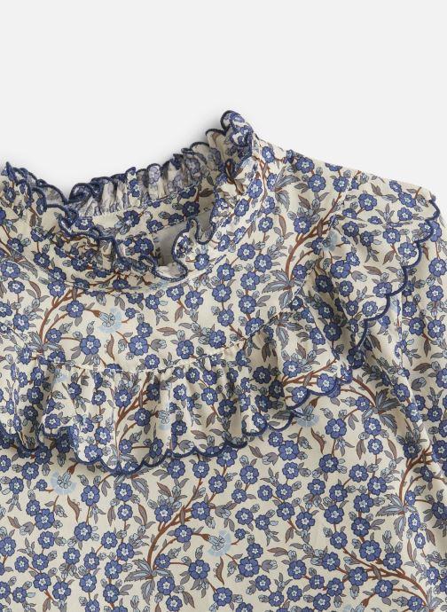 Vêtements Cyrillus Cleo Bleu vue portées chaussures