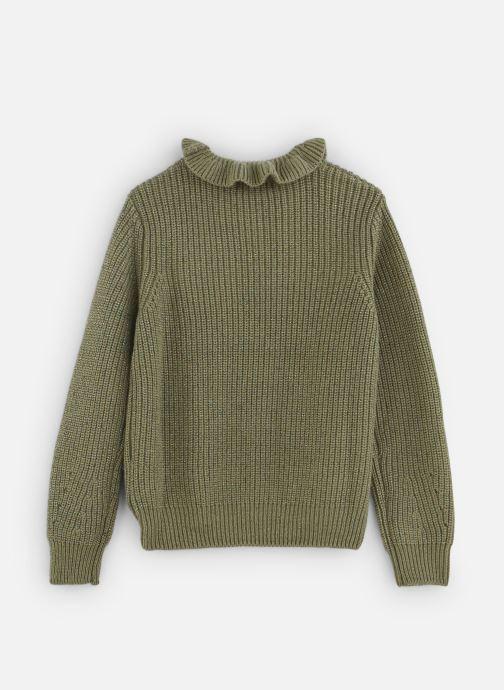 Vêtements Cyrillus Cameron Vert vue bas / vue portée sac