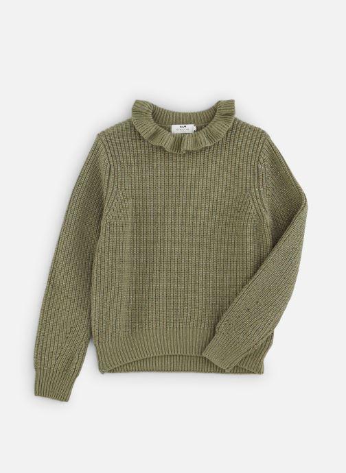 Vêtements Cyrillus Cameron Vert vue détail/paire