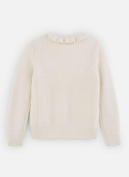 Vêtements Cyrillus Cameron Blanc vue bas / vue portée sac