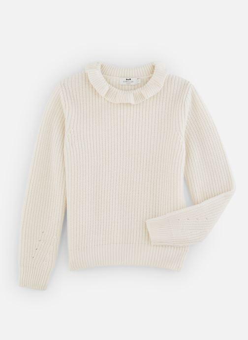 Vêtements Cyrillus Cameron Blanc vue détail/paire