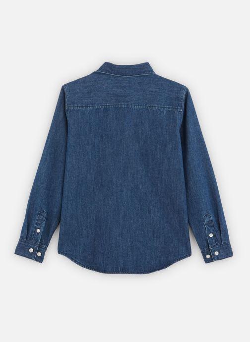 Vêtements Cyrillus Best Bleu vue bas / vue portée sac