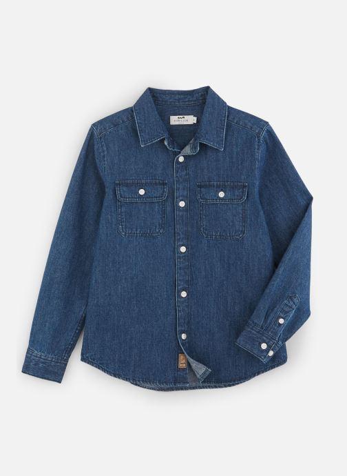Vêtements Cyrillus Best Bleu vue détail/paire
