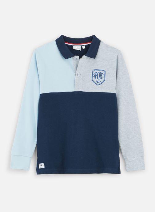 Vêtements Cyrillus Biarritz Bleu vue détail/paire