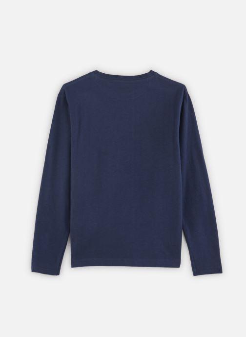 Vêtements Cyrillus Buffalo Bleu vue bas / vue portée sac