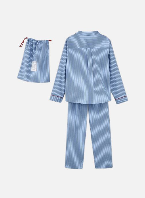 Vêtements Cyrillus Bradley Bleu vue bas / vue portée sac
