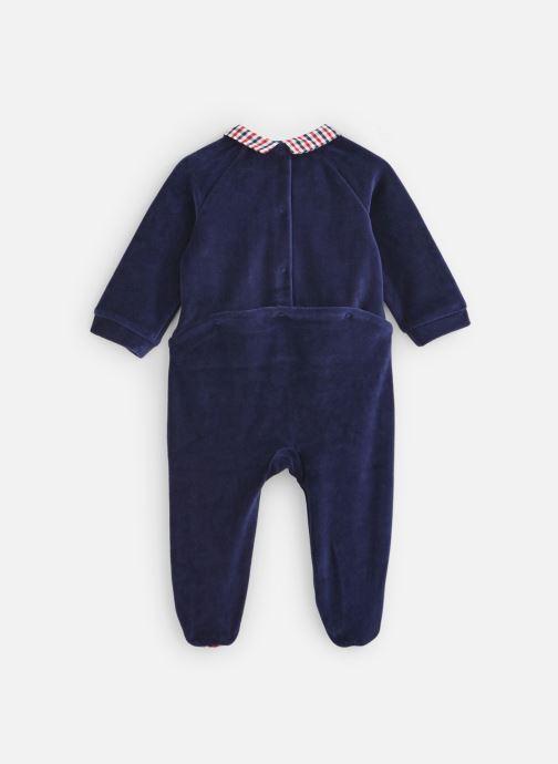 Vêtements Cyrillus Dodu Bleu vue bas / vue portée sac