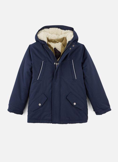 Vêtements Cyrillus Bic Bleu vue détail/paire