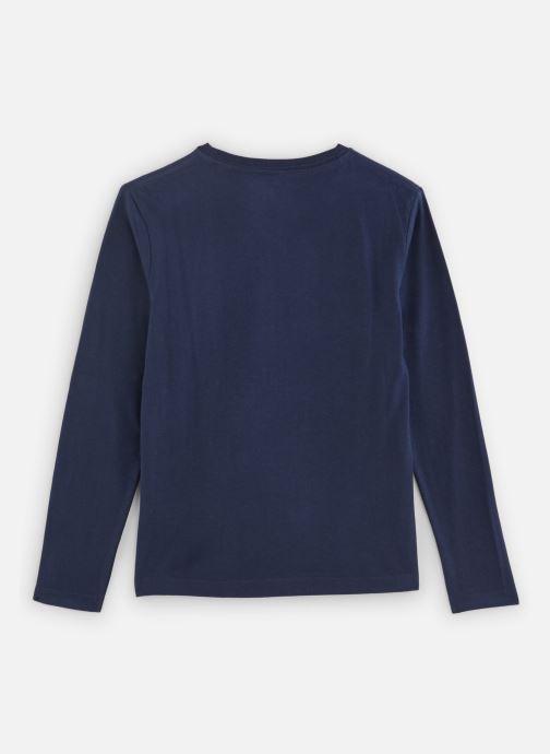Vêtements Cyrillus Bryson Bleu vue bas / vue portée sac