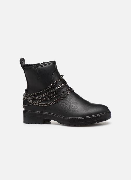 Bottines et boots ONLY 15184260 ONLBAD CHAIN WRAP BOOTIE Noir vue derrière