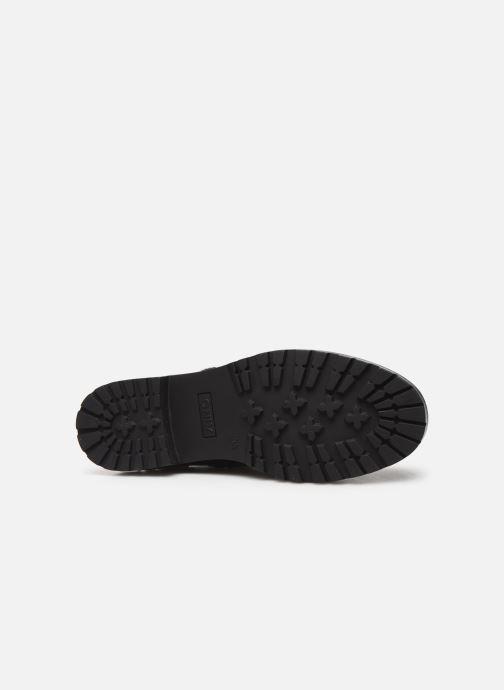 Bottines et boots ONLY 15184260 ONLBAD CHAIN WRAP BOOTIE Noir vue haut