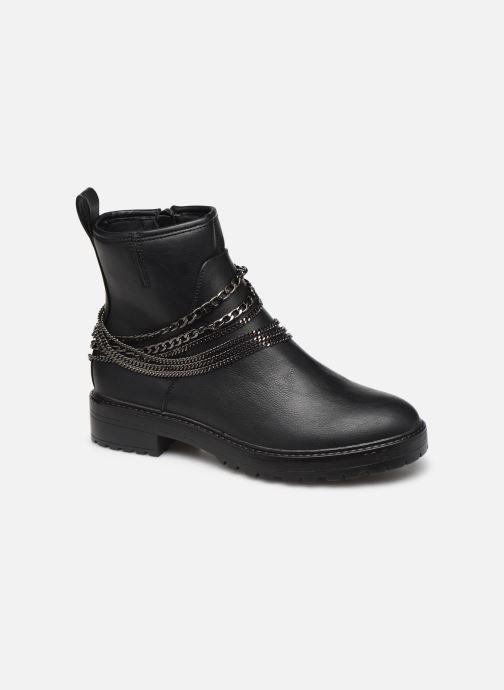 Bottines et boots ONLY 15184260 ONLBAD CHAIN WRAP BOOTIE Noir vue détail/paire