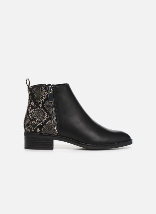 Bottines et boots ONLY ONLBRIGHT  STRUCTURE  PU BOOTIE 15184292 Noir vue derrière