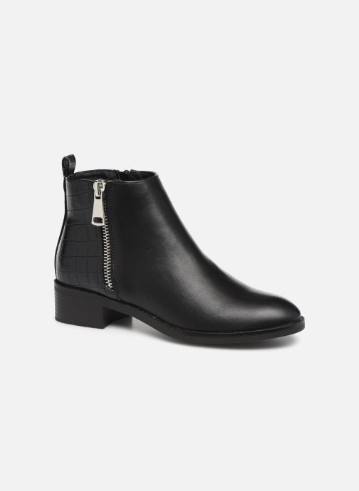 Only Onlbright Structure Pu Bootie 15184292 (negro) - Botines Chez