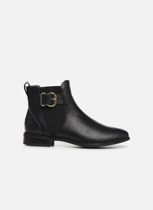 Bottines et boots ONLY ONLBOBBY  ELASTIC BUCKLE  BOOTIE Noir vue derrière