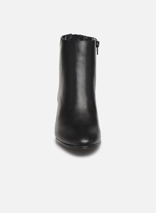Boots en enkellaarsjes ONLY ONLBELEN STUD  PU BOOTIE 15184243 Zwart model