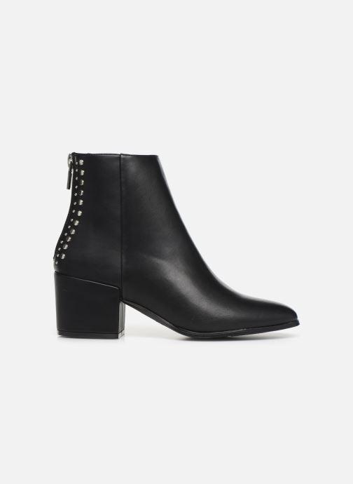 Boots en enkellaarsjes ONLY ONLBELEN STUD  PU BOOTIE 15184243 Zwart achterkant