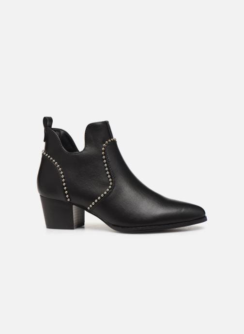 Bottines et boots ONLY ONLTOBIO CURVE STUD  PU BOOTIE 14184488 Noir vue derrière