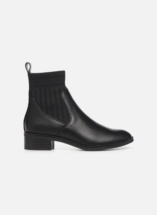 Bottines et boots ONLY ONLBRIGHT TUBE  PU BOOTIE 15184281 Noir vue derrière