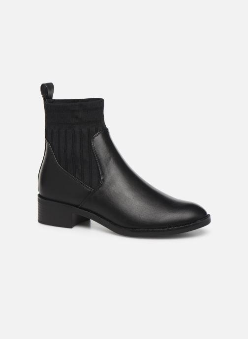 Bottines et boots ONLY ONLBRIGHT TUBE  PU BOOTIE 15184281 Noir vue détail/paire