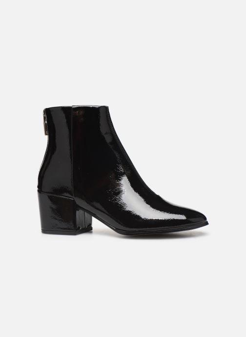 Bottines et boots ONLY ONLBELEN ZIP  PATENT  BOOTIE 15184244 Noir vue derrière