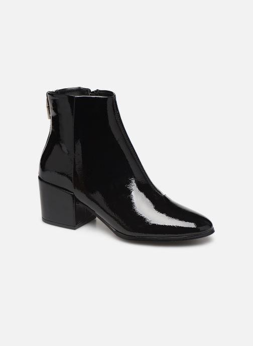 Bottines et boots ONLY ONLBELEN ZIP  PATENT  BOOTIE 15184244 Noir vue détail/paire