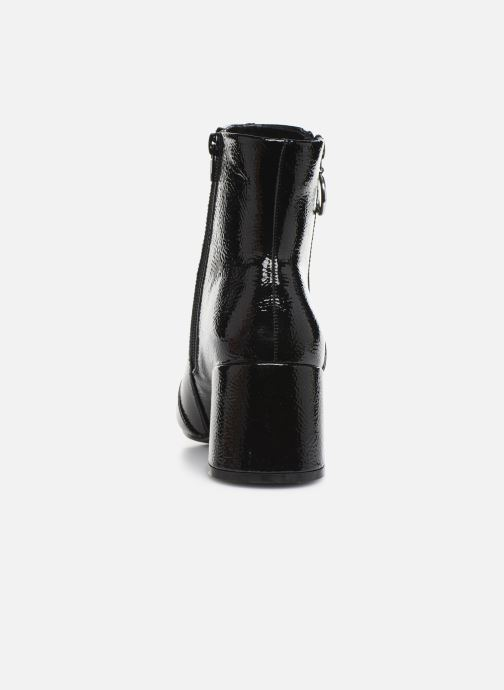 Bottines et boots ONLY ONLBIMBA  HEELED ZIP  BOOTIE 15184248 Noir vue droite