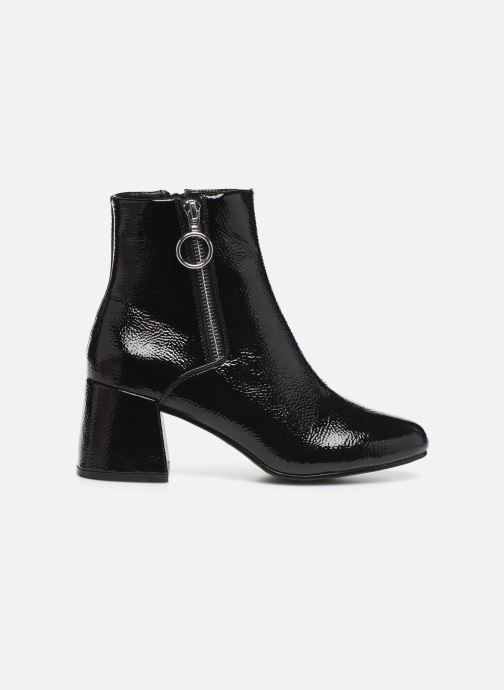 Ankle boots ONLY ONLBIMBA  HEELED ZIP  BOOTIE 15184248 Black back view