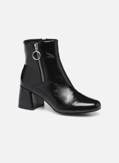 Bottines et boots ONLY ONLBIMBA  HEELED ZIP  BOOTIE 15184248 Noir vue détail/paire