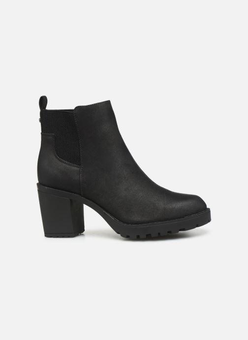 Boots en enkellaarsjes ONLY ONLBARBARA HELLED BOOTIE  NOOS 15184295 Zwart achterkant